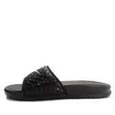 Nike WMNS Benassi JDI [343881-011] 女鞋 拖鞋 涼鞋 輕量 舒適 避震 緩衝 黑
