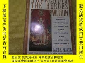 二手書博民逛書店AWAKENING罕見THE HEROES WITHINY184