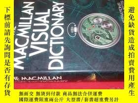 二手書博民逛書店The罕見MacMillan Visual Dictionary(英文原版,麥克米倫全彩圖解辭典,含3500彩圖、