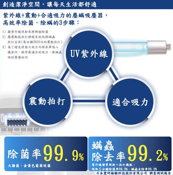 Siroca 0.6L塵蹣吸塵器 SVC-358