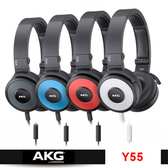 AKG Y55 黑色 耳罩式DJ專用 支援智慧型手機接聽
