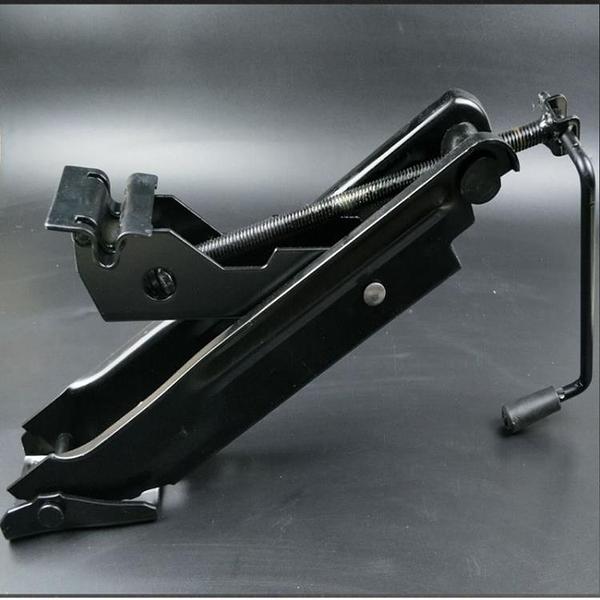 特賣千斤頂 便攜式大眾千斤頂小轎車千斤頂手搖頂車載千斤頂換輪胎工具汽車用LX 爾碩數位