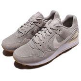 Nike 復古慢跑鞋 Wmns Air Pegasus 89 灰 米白 麂皮 復古 運動鞋 女鞋【PUMP306】 844888-006