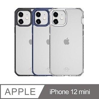 【愛瘋潮】ITSKINS iPhone 12 mini HYBRID CLEAR防摔保護殼