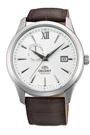 [Y21潮流精品] 新款!ORIENT 東方錶 Classic Design系列 日期顯示機械錶 白色 皮帶款 FAL00006W