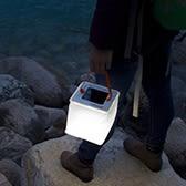 LuminAID太陽能LED兩用防水露營燈全面85折起!