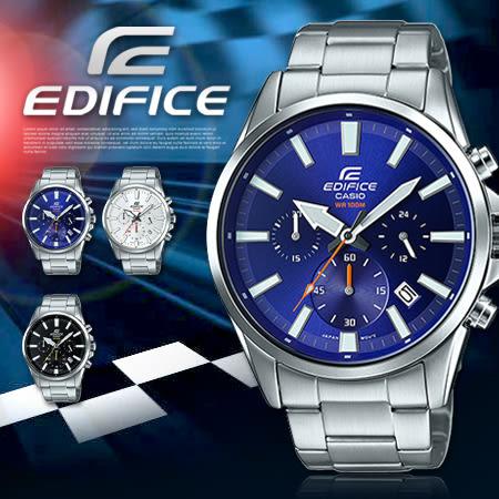 EDIFICE EFV-510D-2A 智慧工藝賽車錶 EFV-510D-2AVUDF 現貨!