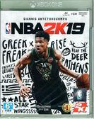 現貨中 NBA2K19 XBOXONE遊戲 美國職業籃球2K19 NBA 2K19 中文亞版【玩樂小熊】