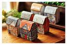 【想購了超級小物】喜糖盒 迷你全彩繪小房...