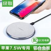 小米mix2s無線充電器蘋果x手機iPhone8/8plus三星s89安卓通用 NMS快意購物網