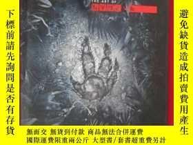 二手書博民逛書店The罕見Art of Evolve (8開,硬精裝 ) 【詳見