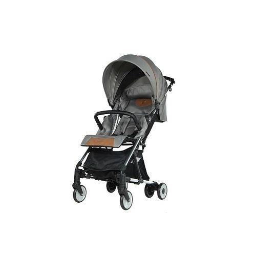 Hybrid Carryon Dim Grey 嬰兒手推車/登機車-深邃灰(贈收納袋+雨罩)[衛立兒生活館]