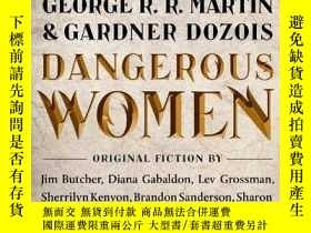 二手書博民逛書店Dangerous罕見WomenY256260 Martin, George R. R Tor Books