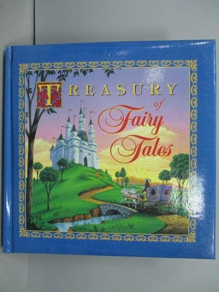 【書寶二手書T7/少年童書_PNS】Treasury of Fairy Tales