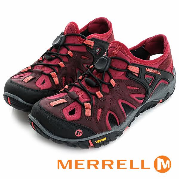 【MERRELL促銷8折】MERRELL 女 ALL OUT BLAZE SIEVE 涼鞋 ML37664