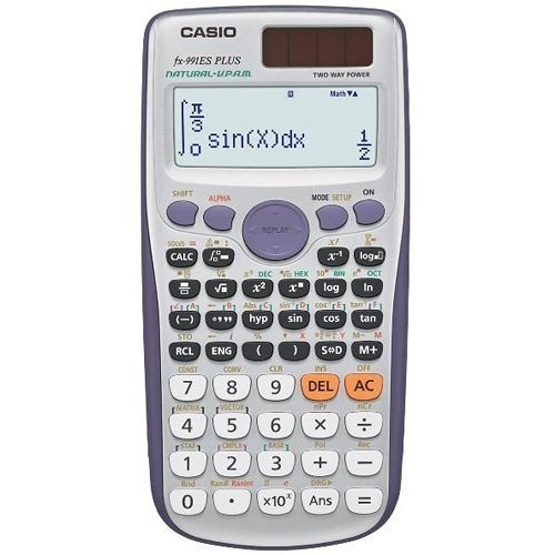 【宏崑時計】CASIO卡西歐工程用計算機 FX-991ES PLUS 可團購 台灣公司保固兩年 FX-991