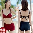 泳衣來福,G396泳衣三件式華兒游泳衣泳裝比基尼加大泳衣正品M-3L,售價1200元
