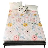 南極人榻榻米床墊軟墊租房專用能折疊的地鋪睡墊加厚海綿墊被褥子 YTL