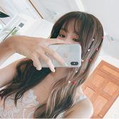 韓國ins元氣少女甜美愛心流線BB夾發梳隱形髮夾網紅頂夾髮飾頭飾 檸檬衣舍