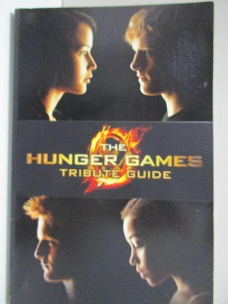 【書寶二手書T1/嗜好_BAV】The Hunger Games Tribute Guide_Seife, Emily