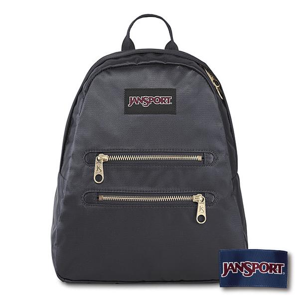 【JANSPORT】HALF PINT 2 FX 系列小款後背包-霧灰金屬(JS-43909)