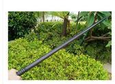 優質車載防身棍橡膠棒巡邏棍保安執勤橡膠棍戶外橡皮棍武術PC輥