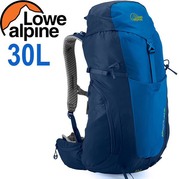 Lowe Alpine FTE14-GI環義賽藍 AirZone Hike 30L 登山背包/旅遊健行背包/多功能自助旅行背包