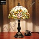 INPHIC-田園手工玻璃燈具簡歐家居臥室床頭工藝品書房檯燈_S2626C