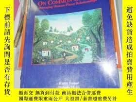 二手書博民逛書店on罕見common groundY244920 ranjit kumar wiley 出版1992
