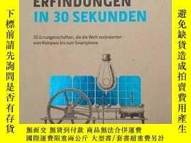 二手書博民逛書店Grosse罕見Erfindungen in 30 Sekund