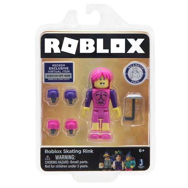 ROBLOX 機器磚塊 單入人偶