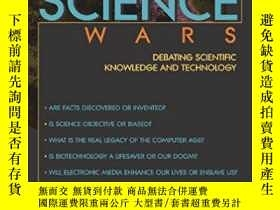 二手書博民逛書店The罕見Science Wars: Debating Scie