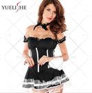 ♥♥衣美姬♥歐美性感火辣 女傭扮演服 制服誘惑 派對 俱樂部 僕人遊戲服