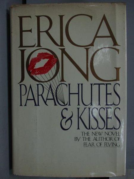 【書寶二手書T7/原文小說_XFA】Parachutes&Kisses_Erica Jong