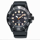 [萬年鐘錶]  SEIKO PROSPEX  防水200米潛水 太陽能  黑錶面 矽膠錶帶  大錶徑 43mm V157-0CR0Z SNE493J1