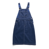Stanley Overall Dress 洋裝 - 藍色