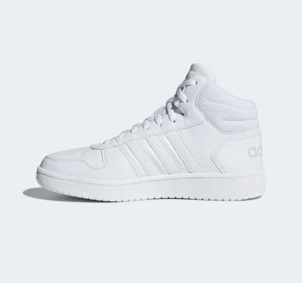 Adidas HOOPS 2.0 MID 女款休閒鞋-NO.B42099