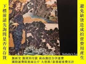 二手書博民逛書店蘇富比罕見1981年 中國和日本陶瓷精品藝術品拍賣圖錄( )Y2