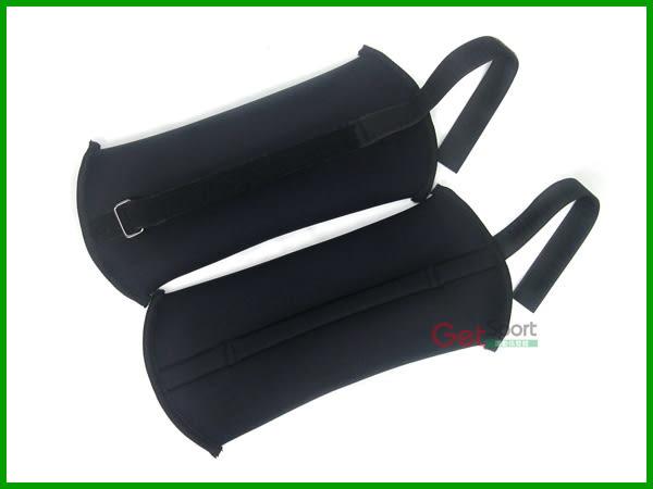 綁手沙包5磅(萊卡布料)(綁腳/綁腿/護腕砂袋/重力鐵沙/台灣製造/重量訓練/健身器材/沙袋/加重器)
