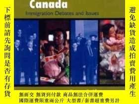 二手書博民逛書店Destination罕見Canada: Immigration