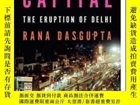 二手書博民逛書店罕見Capital-首都Y436638 Rana Dasgupta Penguin Books, 2015 I
