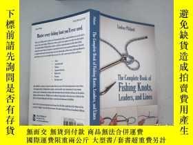 二手書博民逛書店The罕見Complete Book of Fishing Knots Leaders and sY19883