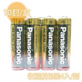 【國際牌PANAOSNIC】3號 AA 鹼性電池 收縮膜 (1封4入)