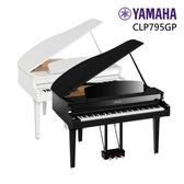 小叮噹的店 - YAMAHA CLP795GP 88鍵 鋼烤黑 平台式電鋼琴 數位鋼琴 平台鋼琴