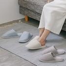 拖鞋 條紋包頭室內鞋【3色可選】厚底鞋 男鞋 女鞋 翔仔居家【超取限購6雙】
