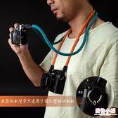 cam-in 棉織復古文藝相機背帶富士索尼微單相機肩帶掛脖繩 圓孔型【店慶8折】