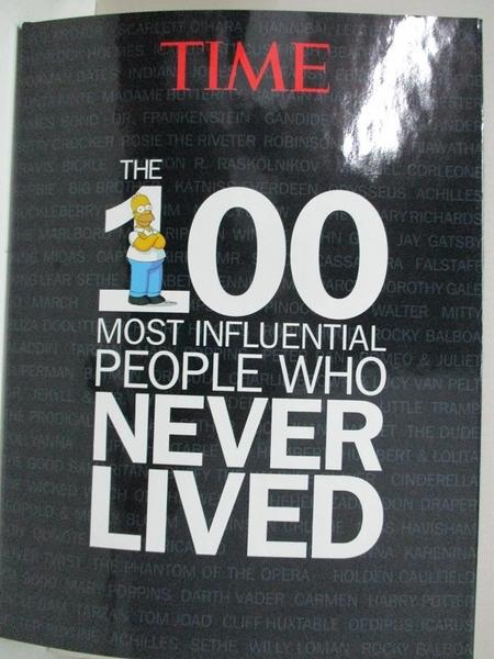 【書寶二手書T1/原文書_DYD】The 100 Most Influential People Who Never Lived_Knauer