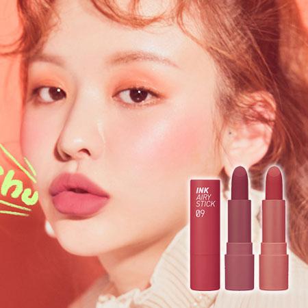 韓國 Peripera 空氣感絲絨霧面唇膏 3.6g 霧面 唇彩 口紅 唇膏 絲絨