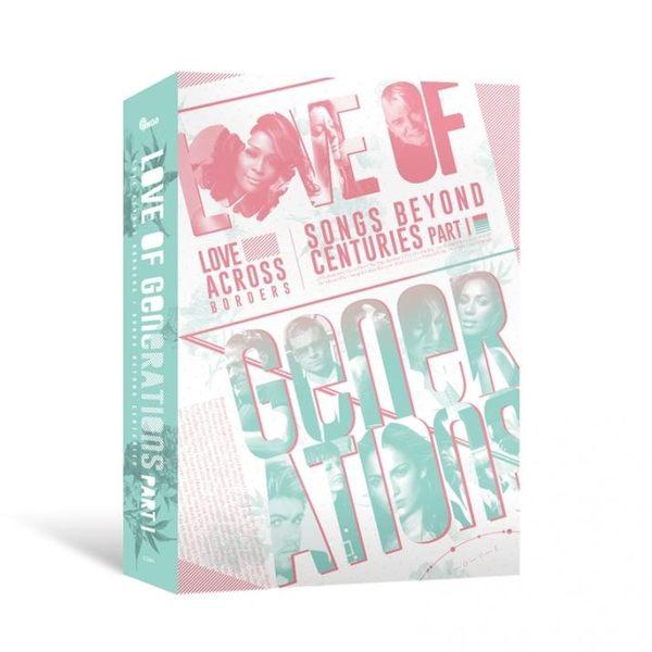 【停看聽音響唱片】【CD】情歌世代1 (1989~2015) (6CD+1書)