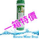 【Banana Water Shop】《美國NSF認証》EVERPOLL 愛惠浦公司貨活性碳濾心 EVB-U100A / EVBU100 (25支/箱)